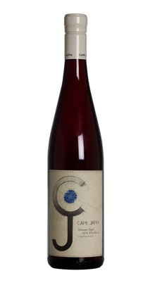 Mesmer Eyes Red & White Blend Image